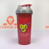 Шейкер 700 мл Красный с логотипом