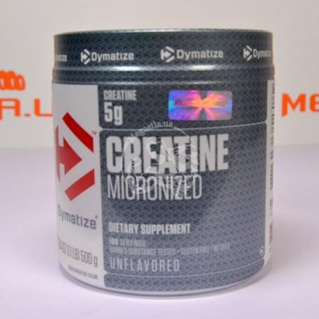 Creatine Micronized 500 грамм