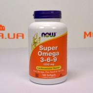 Super Omega 3-6-9 1200 мг 180 капс