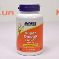 Super Omega 3-6-9 1200 мг 90 капс