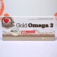 Gold Omega 3 60 капс