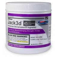 Jack3d - 250 грамм Grape Bubblegum