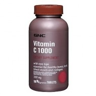 Vitamin C 1000 with Rose Hips 100 таб