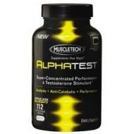 AlphaTest 112 капс
