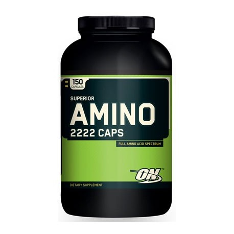 Superior Amino 2222 Caps 150 капс