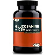 Glucosamine + CSA Super Strength 120 таб