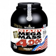 Megamass 4000 3000 грамм