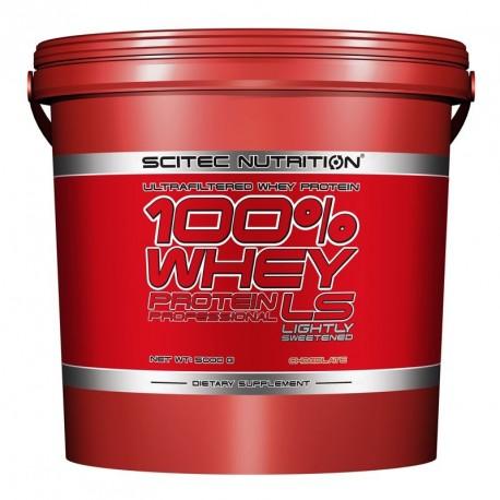 100% Whey Protein Professional LS 5000 грамм