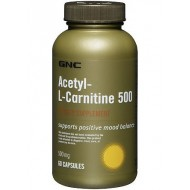 Acetyl-L-Carnitine 500 60 капс