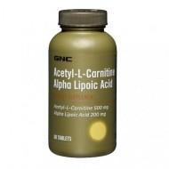 Acetyl-L-Carnitine Alpha Lipocid Acid 60 капс