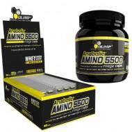 Anabolic Amino 5500 Mega Caps блистер 30 капс
