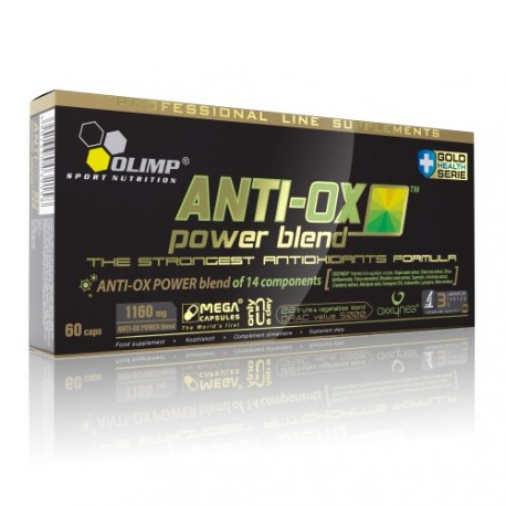 Anti-OX Power Blend 1160 мг 60 капс