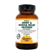 Joint & Muscle Relief Factors 60 капс