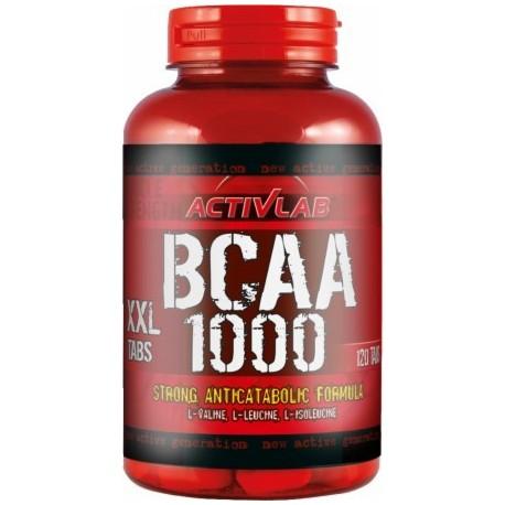 BCAA 1000 XXL 120 таб