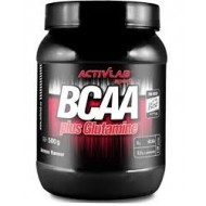BCAA Plus Glutamine 500 грамм