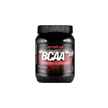 BCAA VitaMin 500 грамм