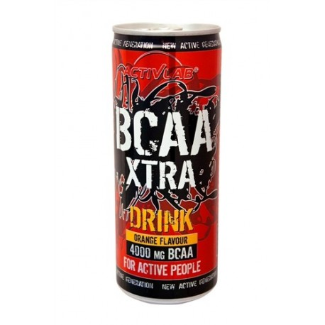 BCAA XTRA Drink 4000 мг 250 мл