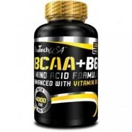 BCAA + B6 4000 мг 200 таб