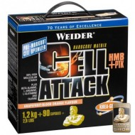 Cell Attack HMB + PTK 1.2 кг + 90 капс