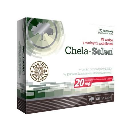 Chela-Selen 20 мг 30 капс