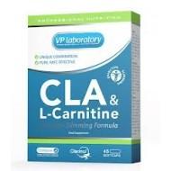 CLA & L-Carnitine 45 капс