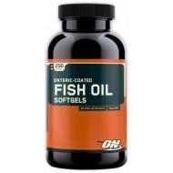 Fish Oil Enteric-Coated Softgels 200 капс