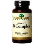 Naturals Ultimate B-Complex 90 капс