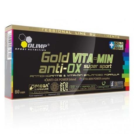 Gold Vita-Min Anti-OX 60 капс