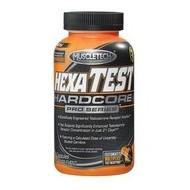 HexaTest Hardcore 168 капс