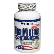 High Mineral Stack 120 капс