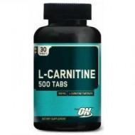 L-Carnitine 500 Tabs 30 таб