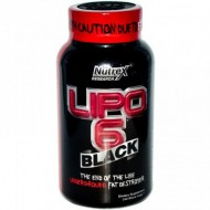 Lipo 6 Black 240 капс