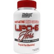 Lipo-6 Hers 120 капс