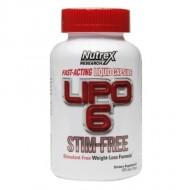 Lipo 6 Stim-Free 120 капс