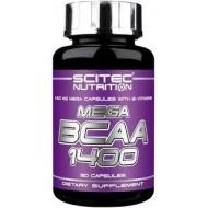 Mega BCAA 1400 90 капс