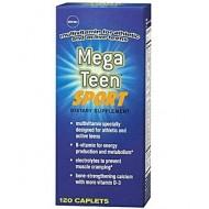 Mega Teen Sport 120 капс
