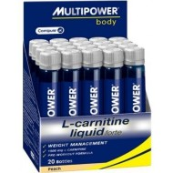 L-Carnitine Liquid Forte Pack 20x25 мл