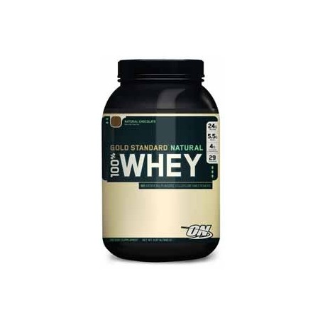 100% Whey Gold Standard Natural 908 грамм