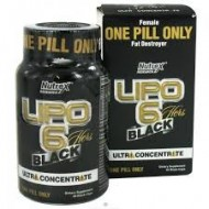 Lipo 6 Black Hers Ultra Concentrate 60 капс
