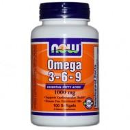 Omega 3-6-9 1000 мг 100 капс