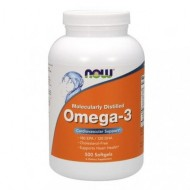 Omega-3 180 EPA / 120 DHA 500 капс