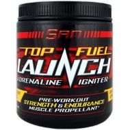 Launch Top Fuel 240 капс