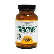 Super Potency HI-B-100 100 таб