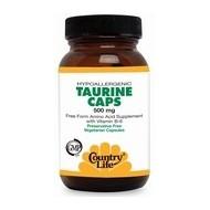 Taurine Caps 500 мг 100 капс