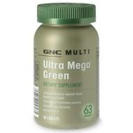Ultra Mega Green 60 капс