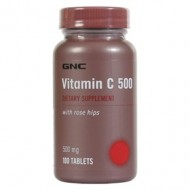 Vitamin C 1000 with Rose Hips 100 капс