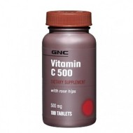 Vitamin C 500 with Rose Hips 100 капс