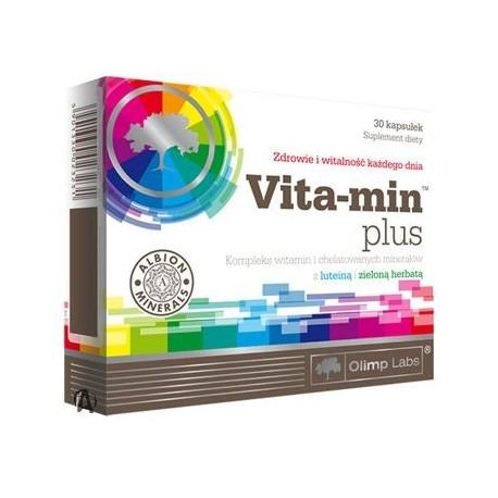 Vita-min Plus 30 капс