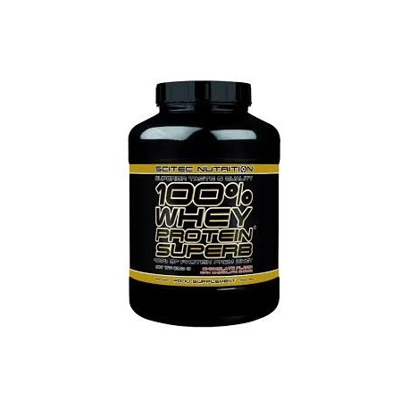 100% Whey Protein Superb 2160 грамм