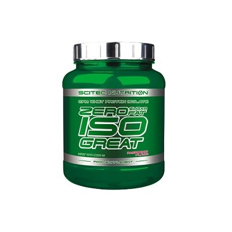 Zero Iso Great Sugar Fat 2300 грамм